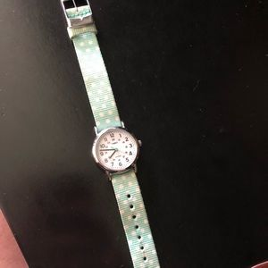 Timex indigo watch